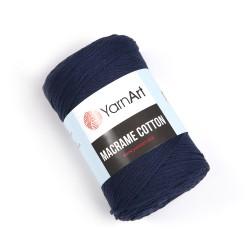 Macrame Cotton Granat 784