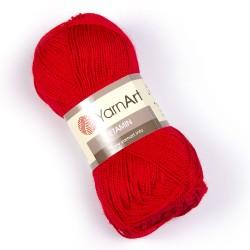 Etamin Czerwony 434