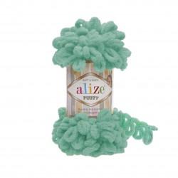 Puffy Alize Aqua (morski) 490