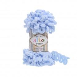 Puffy Alize Błękit...
